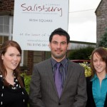 New recruits for Salisbury and Company