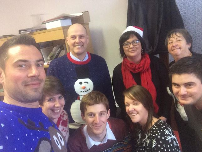 Merry Christmas From Salisburys Accountants