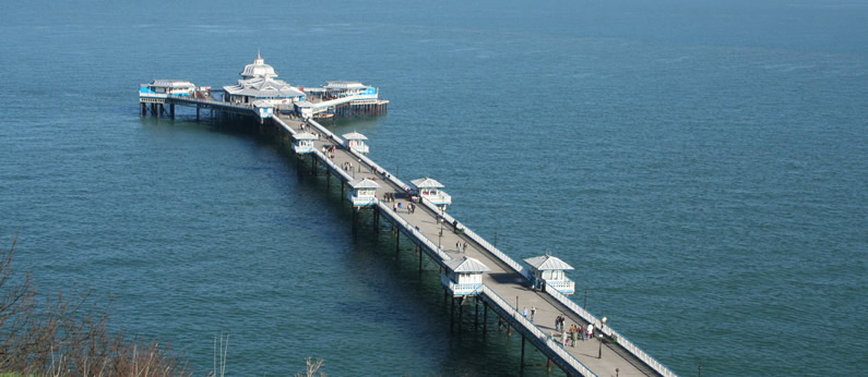 Salisburys Accountants Assist Client In The Acquisition of Llandudno Pier