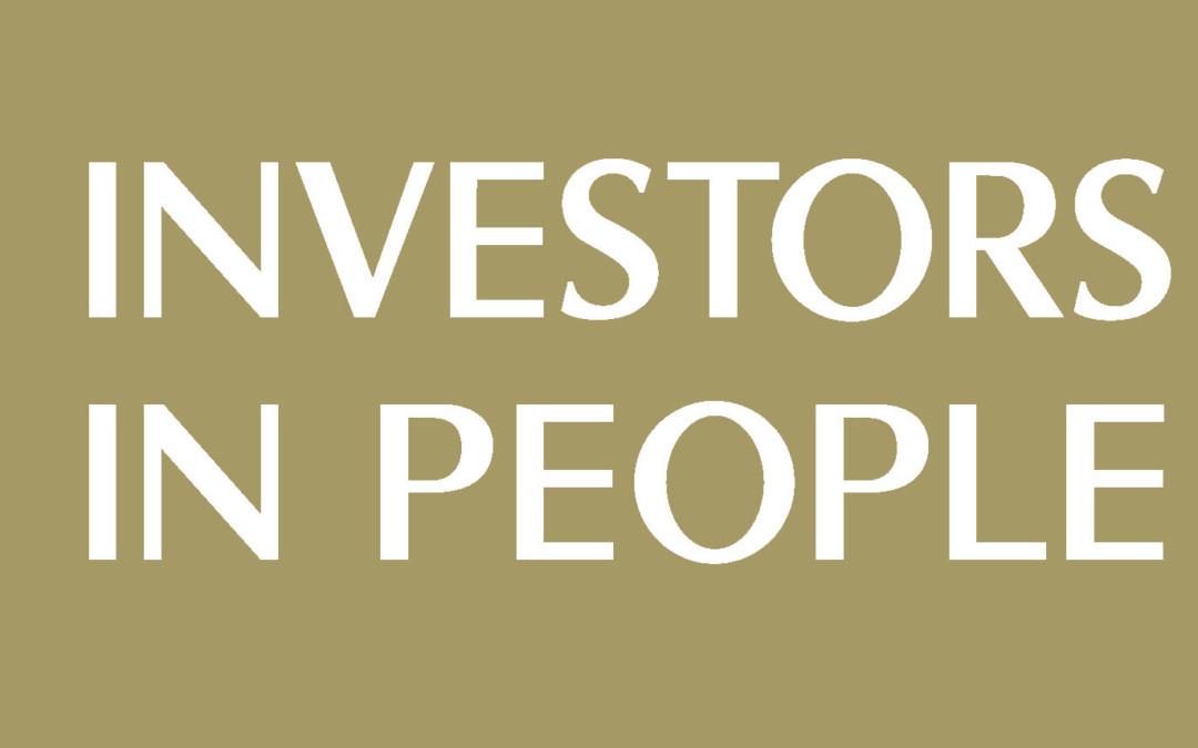 Salisburys Retain Gold Standard IIP Accreditation!