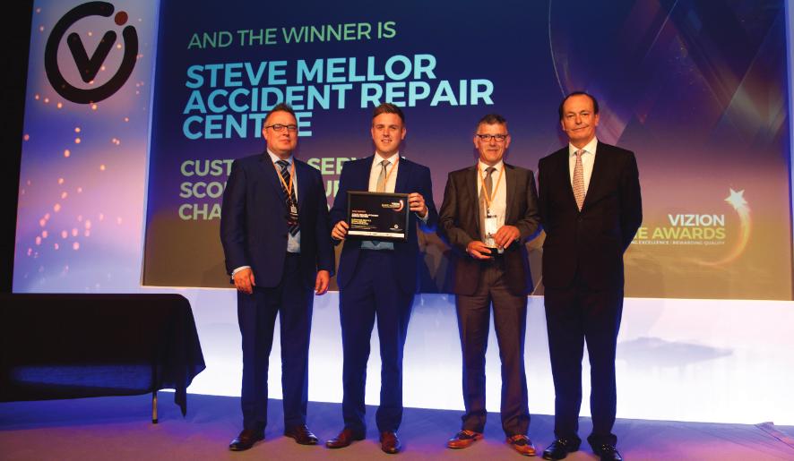 Salisbury's Client Wins National Award!