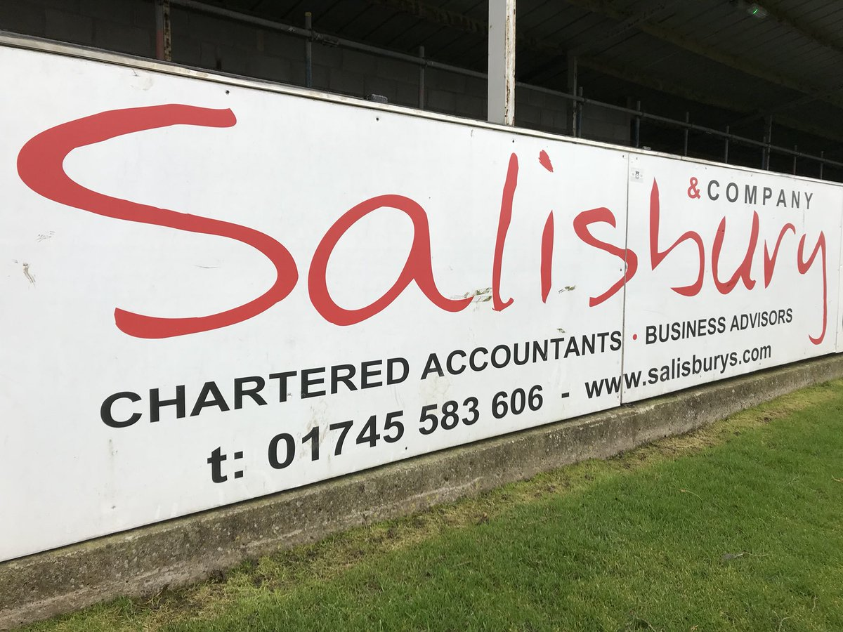 Salisburys, Once Again, Sponsor the VCCFL!