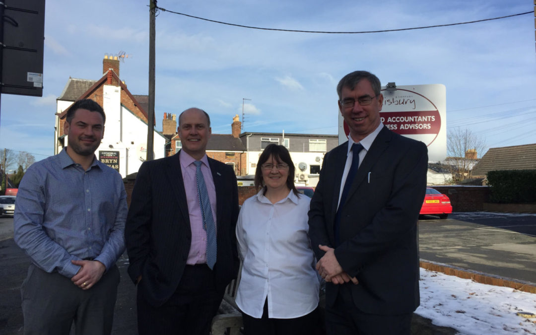 Salisburys Accountants Complete Second Acquisition