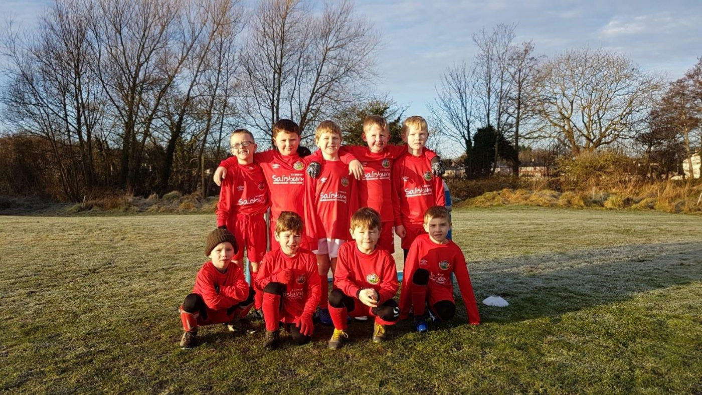 Salisbury & Co Supports the Football Stars of the Future