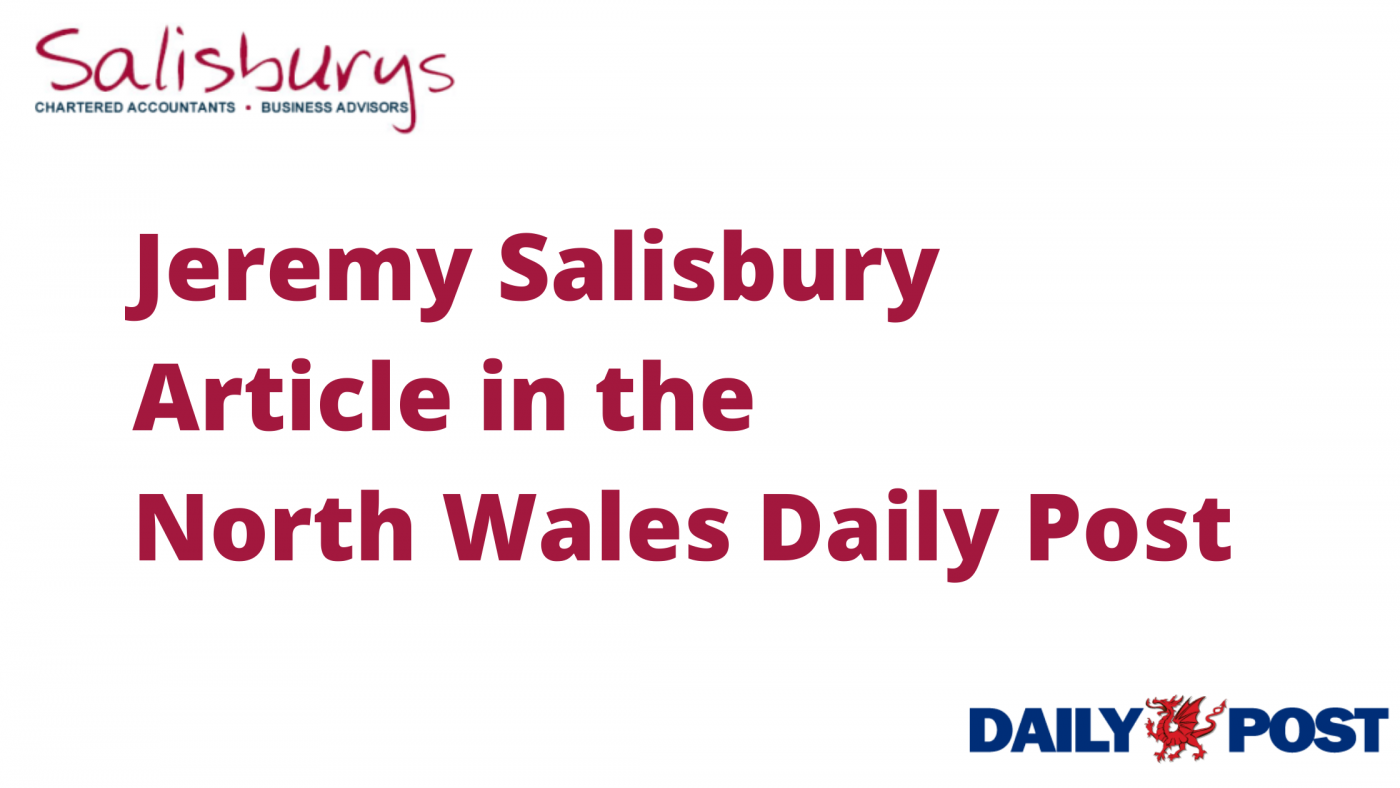 Director Jeremy Salisbury Contributes to North Wales Daily Post