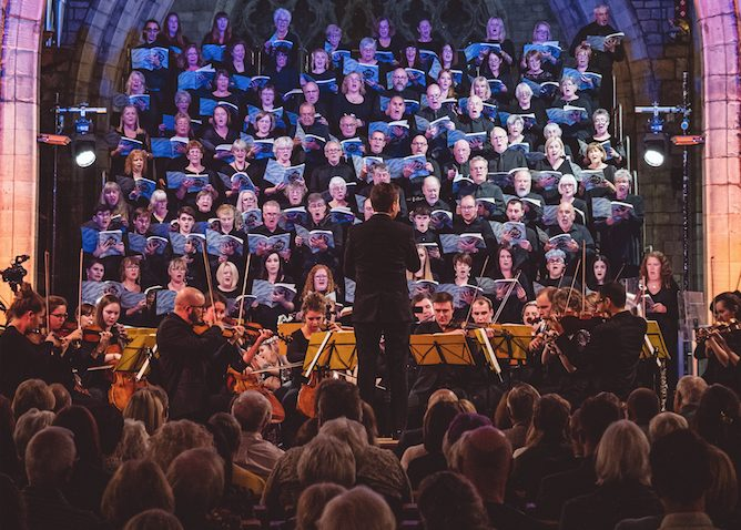 Salisbury Sponsors North Wales International Music Hybrid Festival 2021